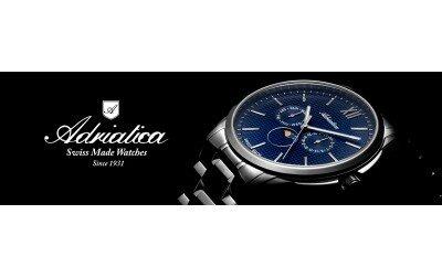 Poznaj historię zegarków szwajcarskiej marki ADRIATICA