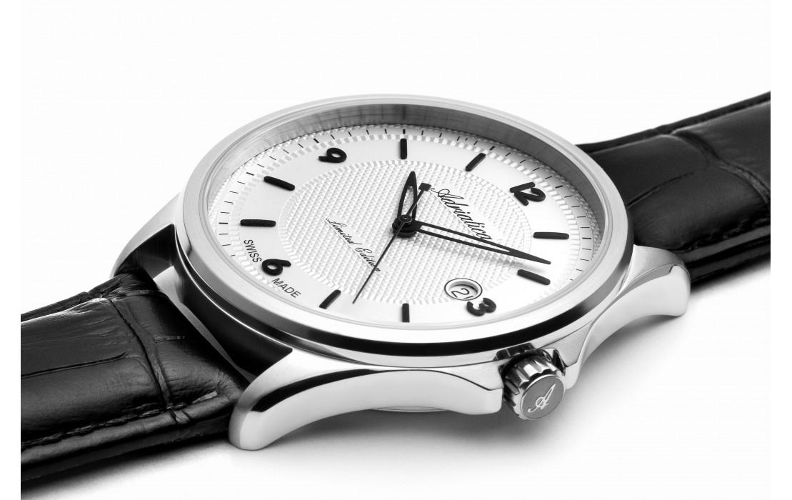 Limitowany zegarek Adriatica A1969 dla wyjątkowego mężczyzny