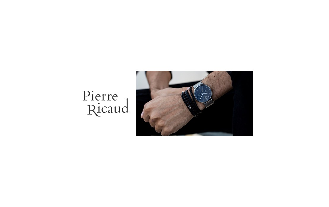 Historia zegarków marki PIERRE RICAUD